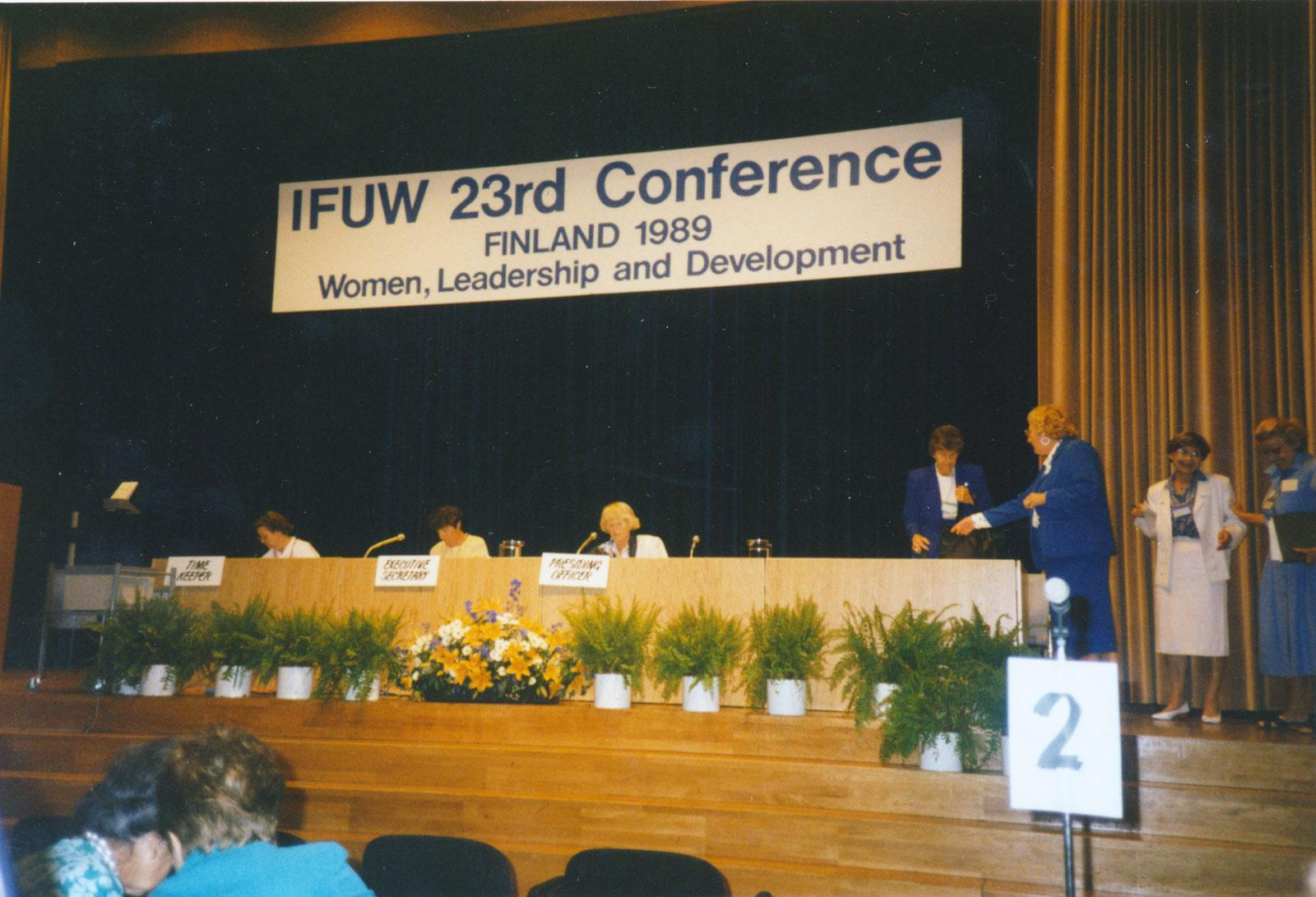International Federation of University Women