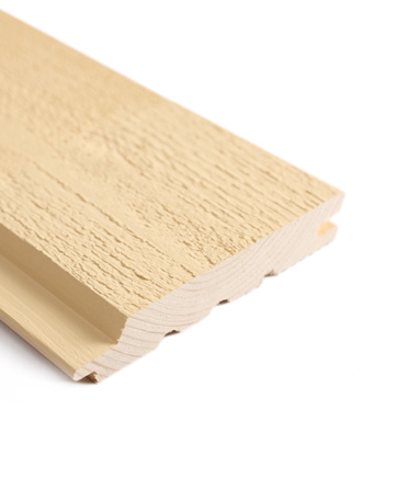 Full guarantee for cladding boards Us Wood is the first Finnish manufacturer to give a full ten-year guarantee to ready-painted cladding of 23 mm or more in thickness.