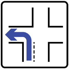 - 4 - Merkkien selitteet - Route marker descriptions Reittimerkit - Route markers Käänny vasempaan Turn left Käänny oikealle Turn right Käänny vasempaan valoista Turn left at traffic lights Jatka