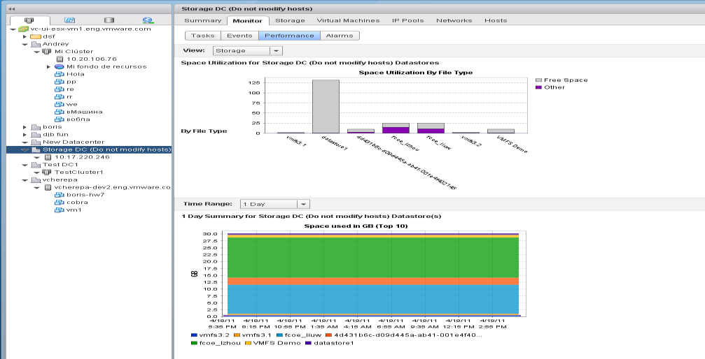 Web Client Overview Run and manage vsphere from any web browser anywhere in the world Benefits