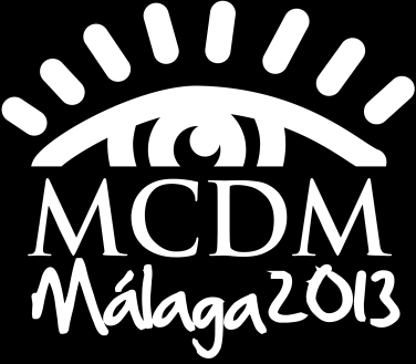 Ilmoitus: 22nd International Conference on Multiple Criteria Decision Making THE 22nd INTERNATIONAL CONFERENCE ON MULTIPLE CRITERIA DECISION MAKING MCDM for Tomorrow s World Málaga (Spain), 17 21