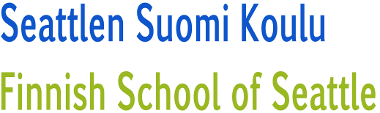 Suomikoululainen Volume 15, Issue 3 Syyskuu / September 2014 Me Opet Teksti: Airi Suomalainen The Finnish School of Seattle serves and supports all Finnishminded families in the greater Puget Sound