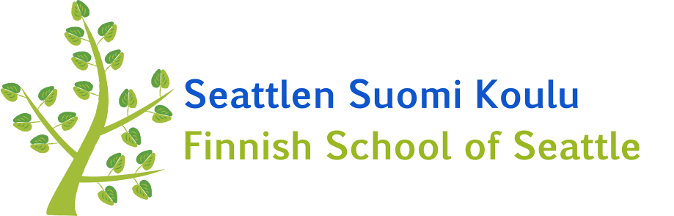 Thank you for your support! Seattlen Suomi Koulu Finnish School of Seattle PO Box 15925 Seattle, WA 98115 www.finnishschoolofseattle.org Comments and feedback most welcome!