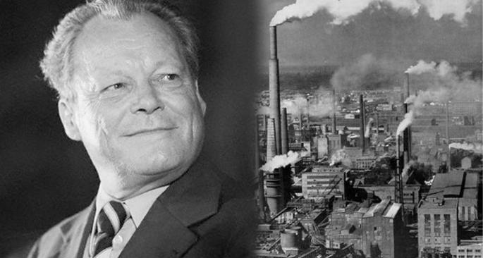 1961: Willy Brandt Der Himmel