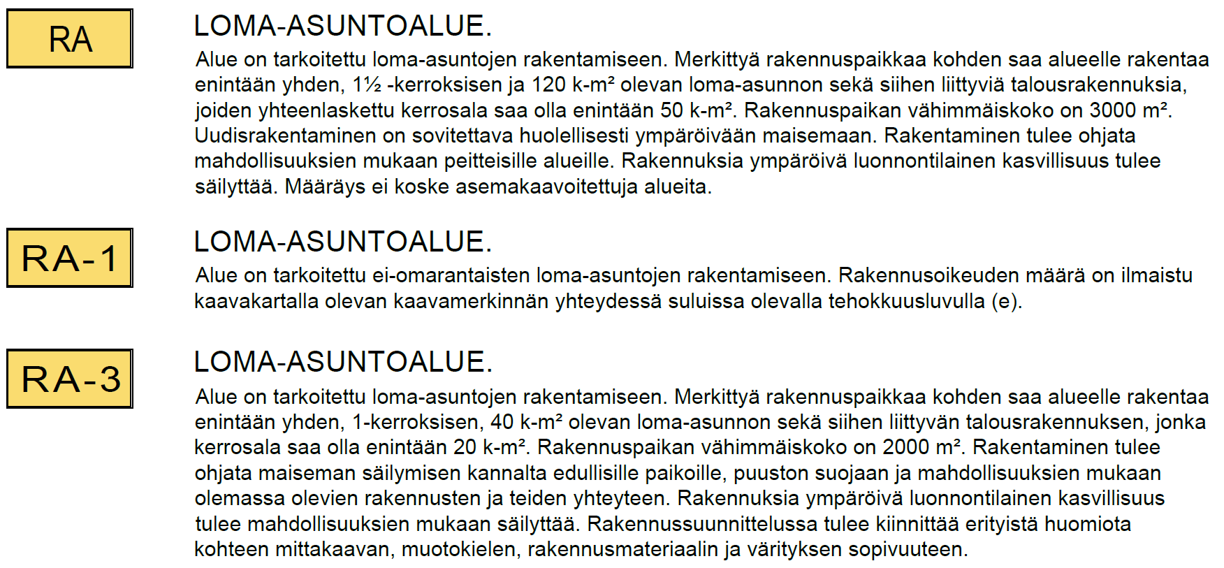 FCG Finnish Consulting Group Oy Kaavaselostus, 76 (106) 5.