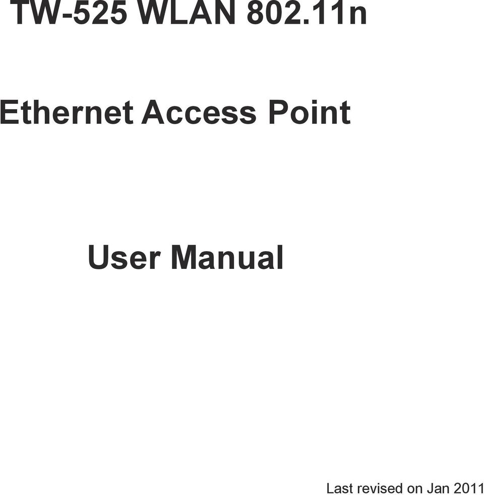 Point User Manual