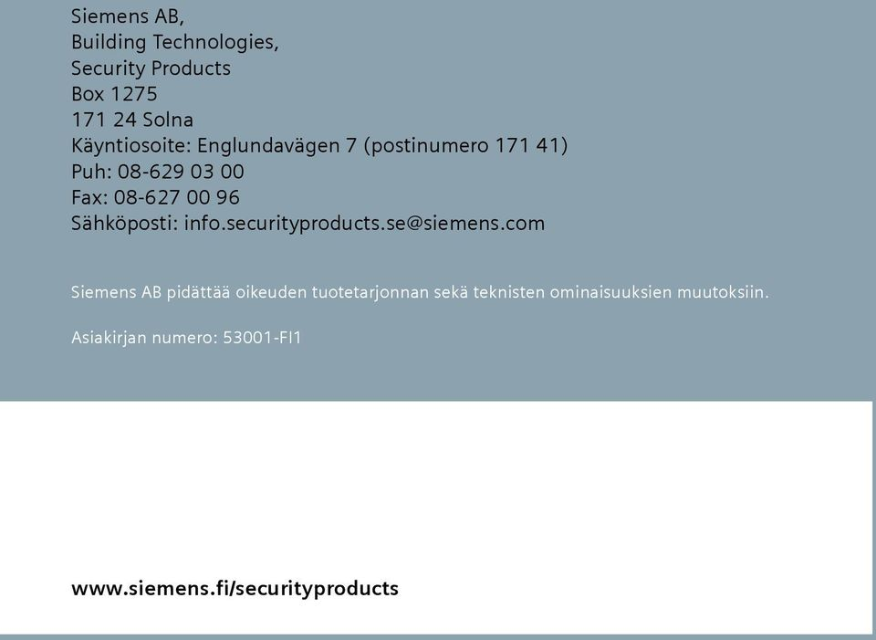 securityproducts.se@siemens.
