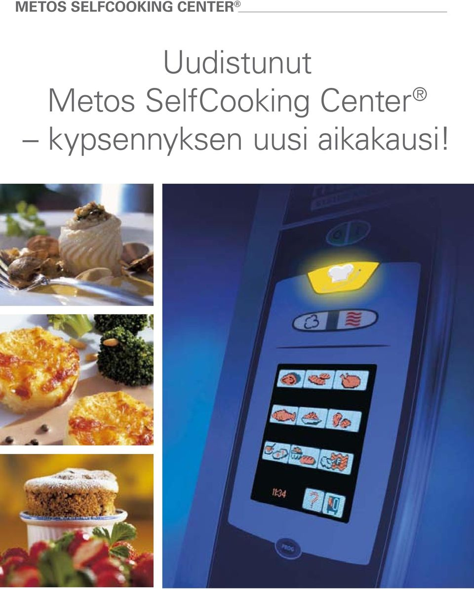 Metos SelfCooking