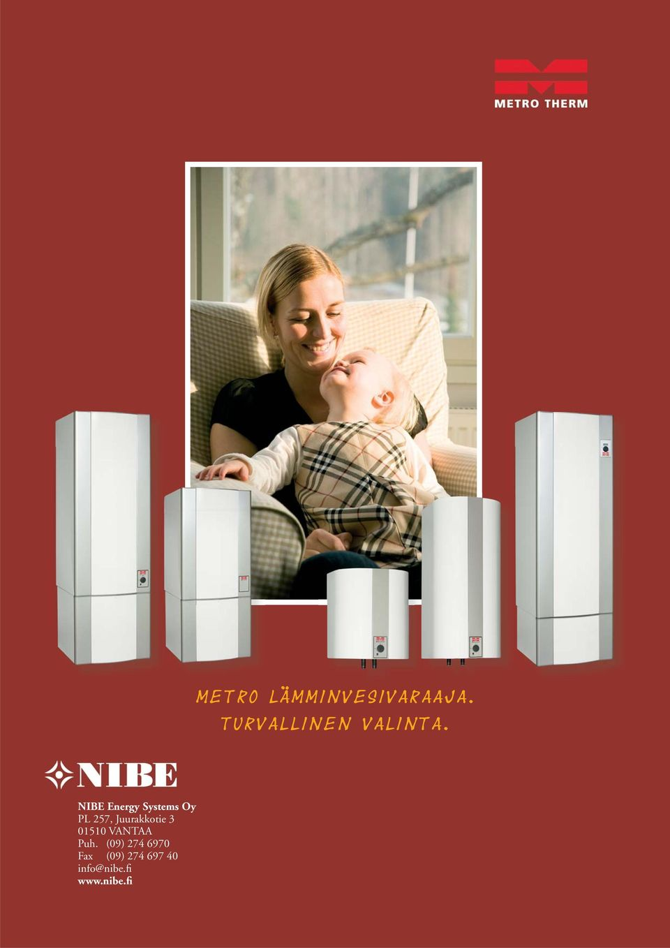 NIBE Energy Systems Oy PL 257,