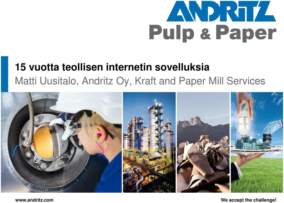 Services www.andritz.
