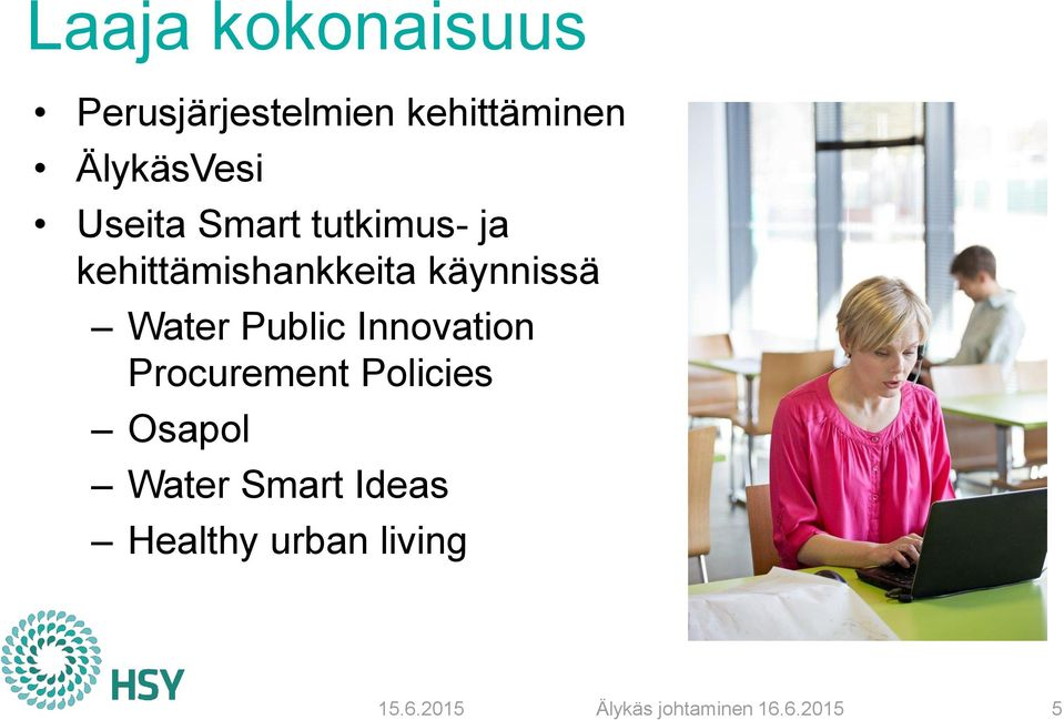 Public Innovation Procurement Policies Osapol Water Smart