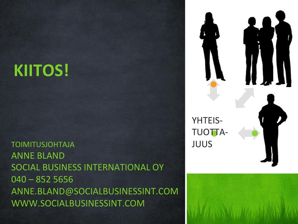 BUSINESS INTERNATIONAL OY 040 852 5656