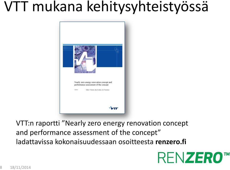 performance assessment of the concept
