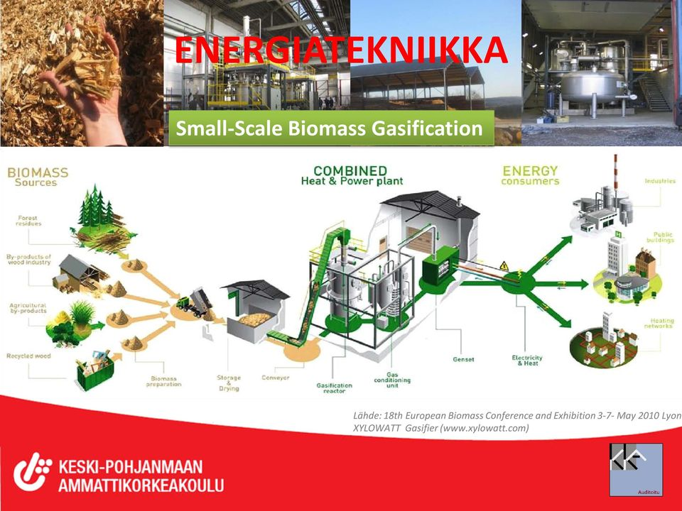 Biomass Conference and Exhibition 3-7-