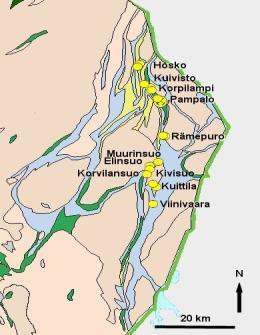 Karelian Gold Line compared to Australian Southern Cross Belt Karelian Gold line Southern Cross Analogous Archean Geology in Karelian Gold Line and Southern