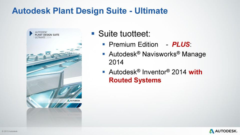 PLUS: Autodesk Navisworks Manage 2014
