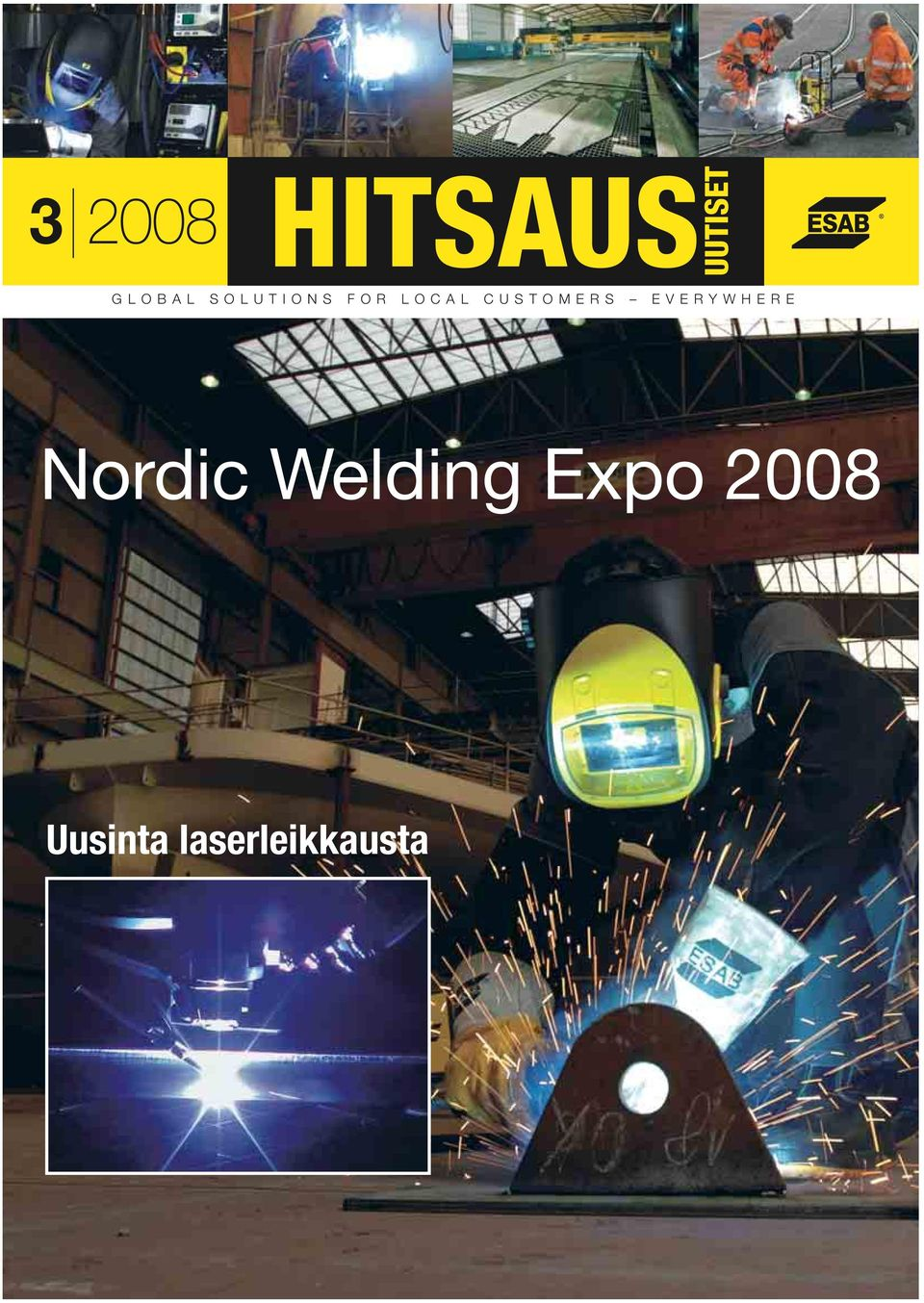 EVERYWHERE Nordic Welding