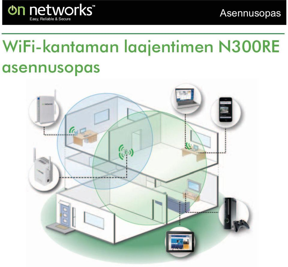 WiFi-kantaman