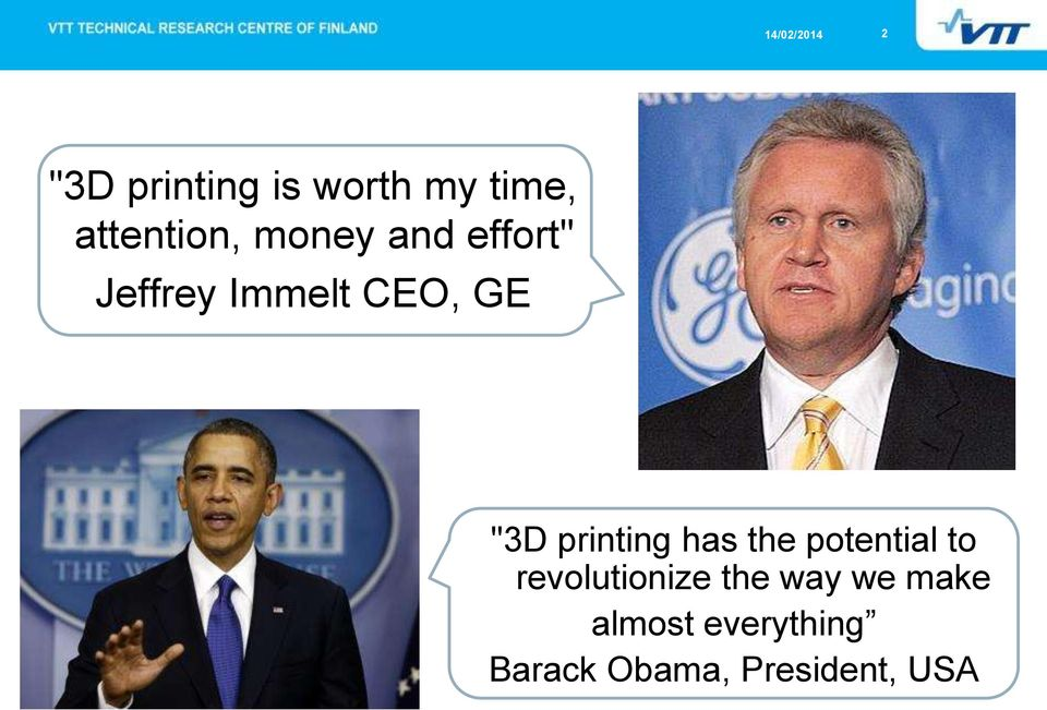 printing has the potential to revolutionize the