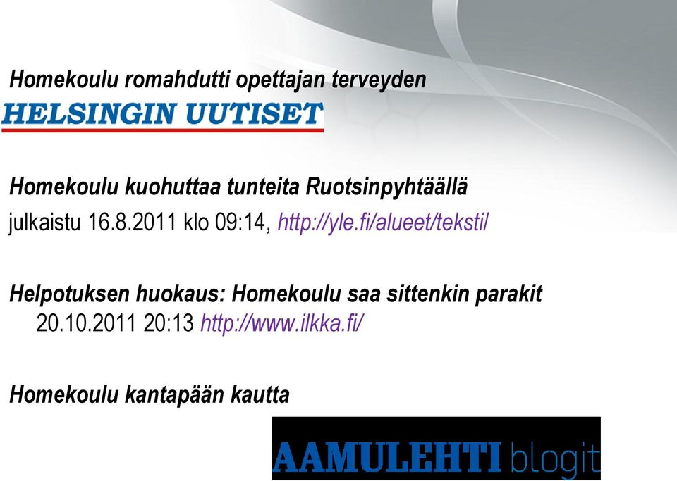 2011 klo 09:14, http://yle.