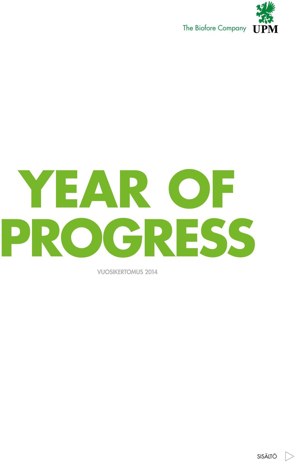 OF PROGRESS