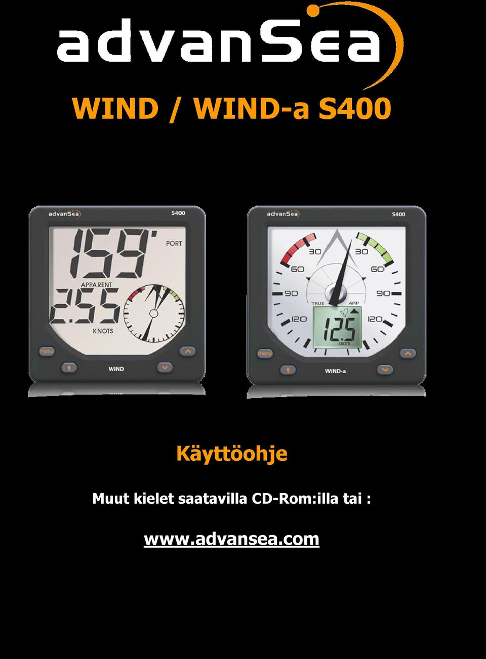 50 WIND / WIND-a S400 USER MANUAL