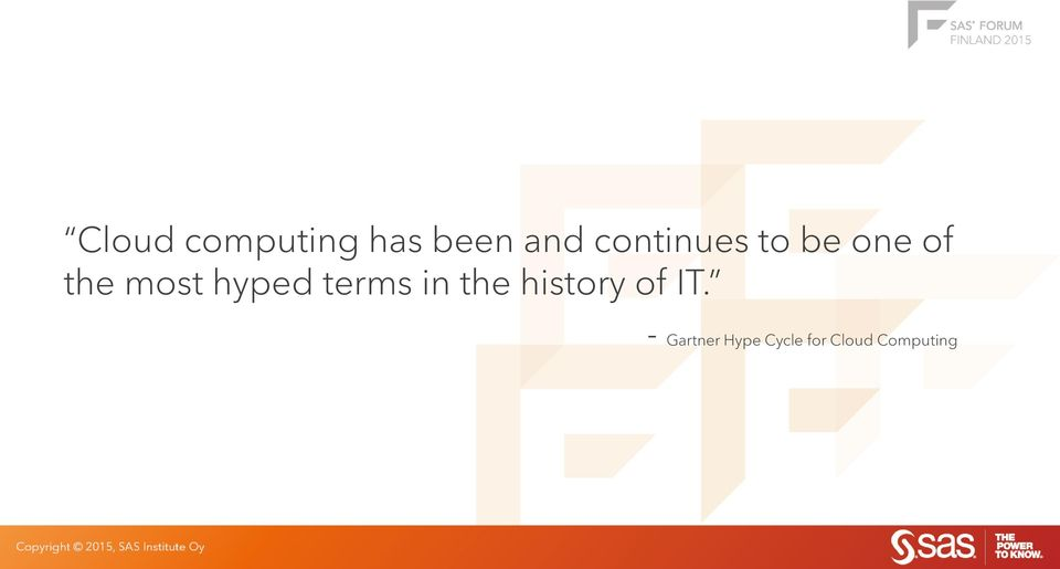 hyped terms in the history of IT.