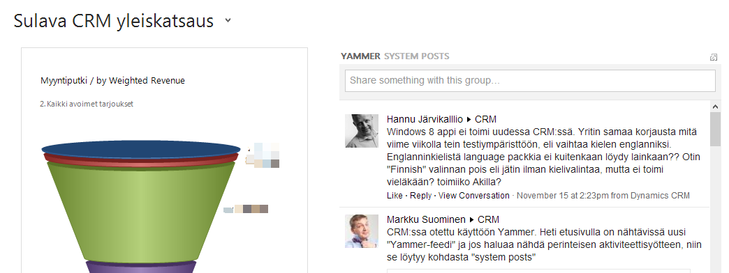 Yammer www.sulava.