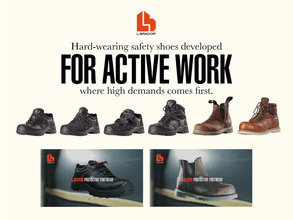 active work where