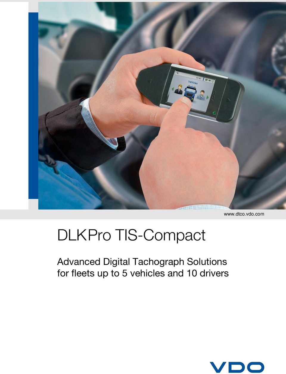 Advanced Digital Tachograph