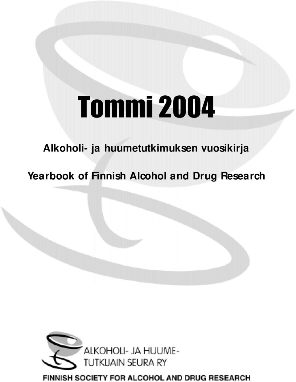 vuosikirja Yearbook of