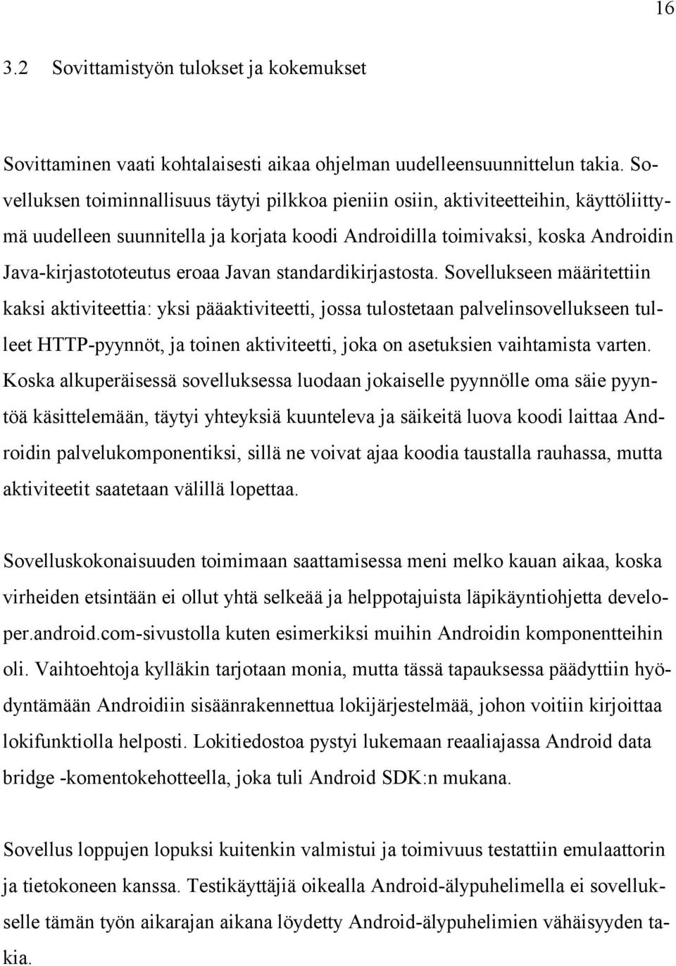 Javan standardikirjastosta.
