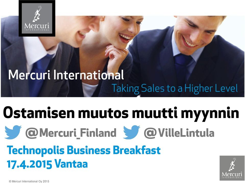 Business Breakfast 17.4.