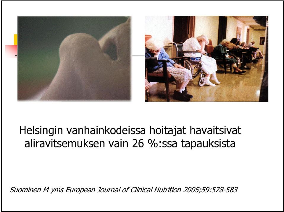 Suominen M yms European Journal of Clinical