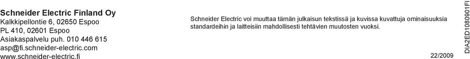 com www.schneider-electric.