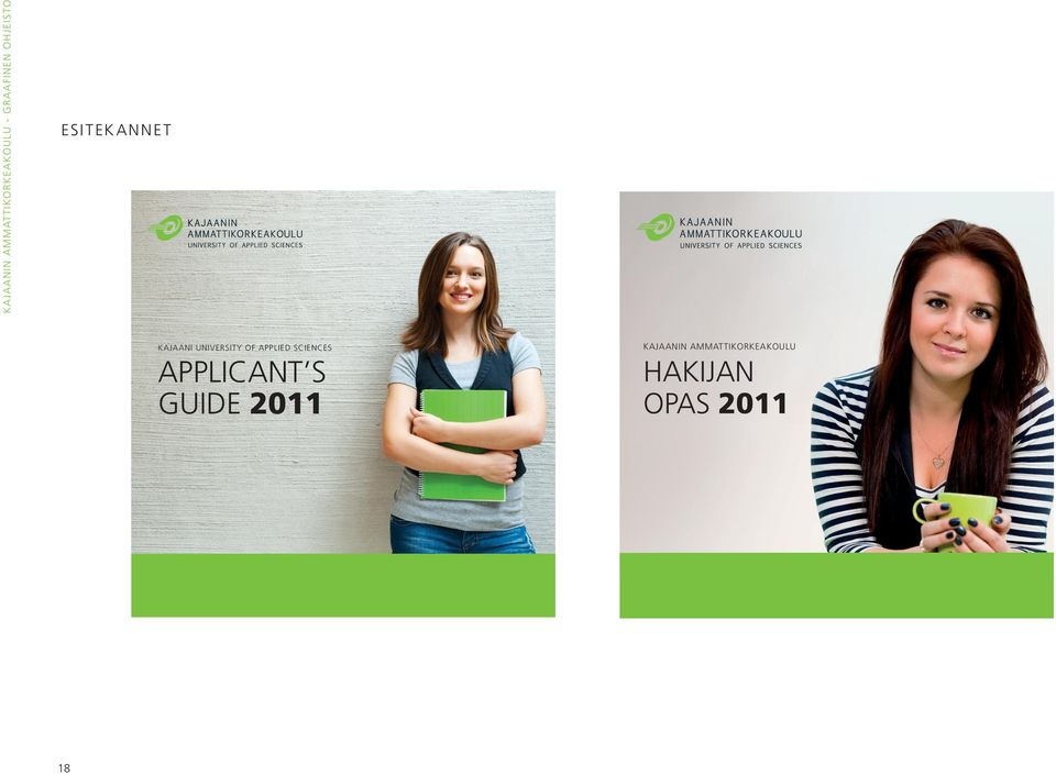 APPLIED SCIENCES APPLICANT S GUIDE 2011