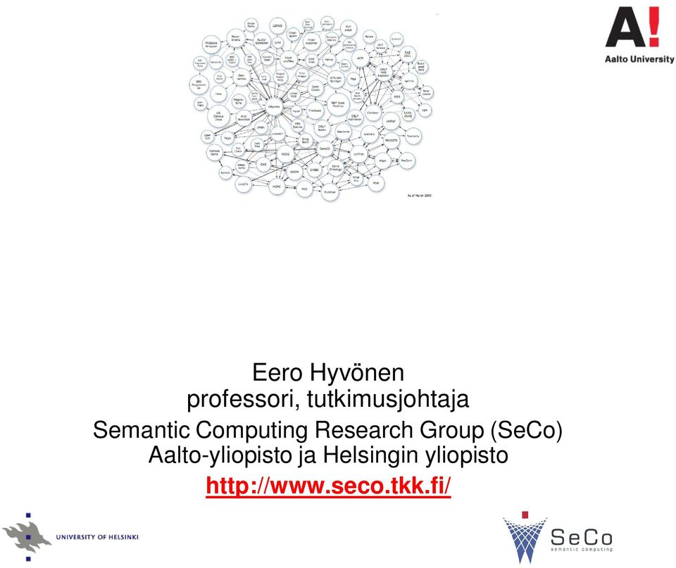 Research Group (SeCo)