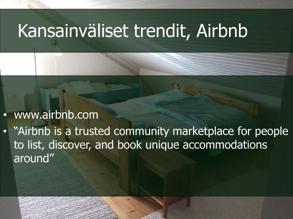 com Airbnb is a trusted community