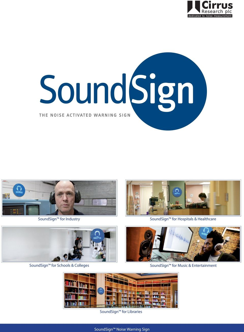 Schools & Colleges SoundSign for
