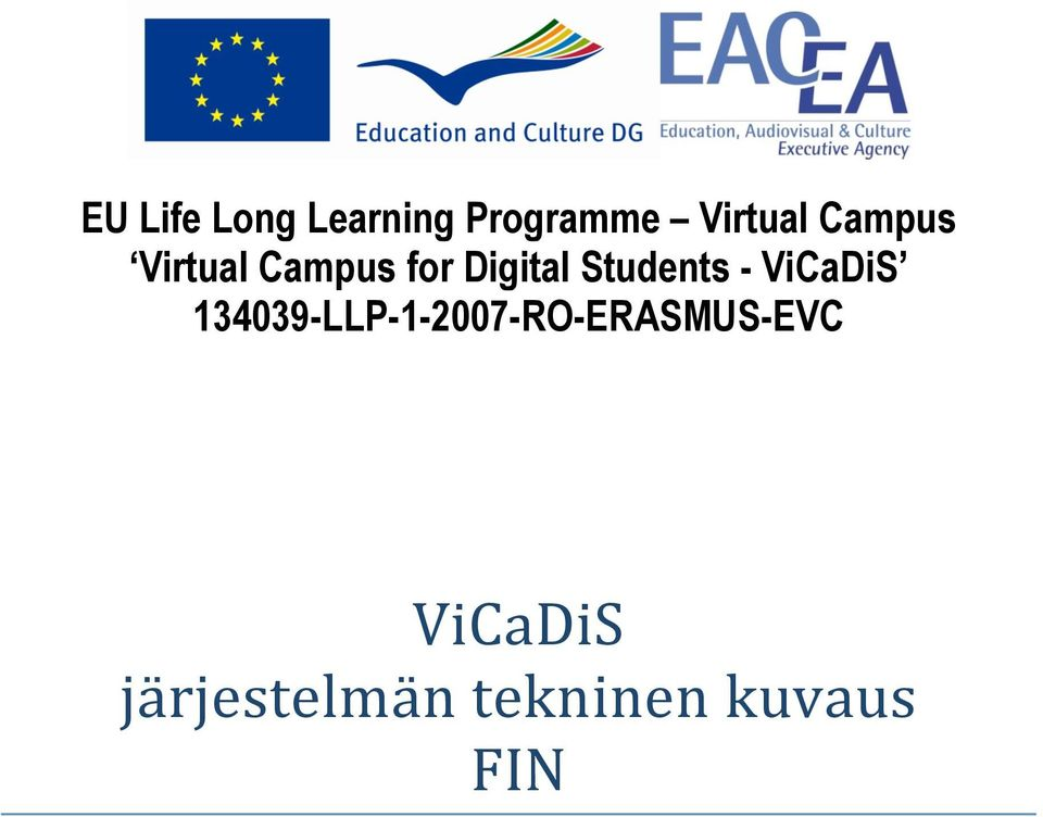 Students - ViCaDiS