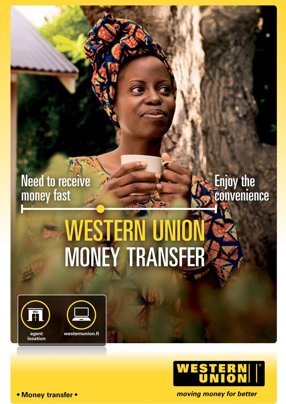 UNION MONEY TRANSFER agent