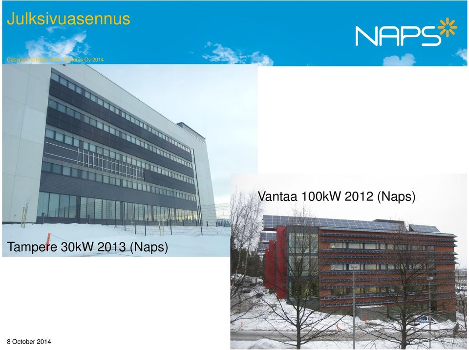 (Naps) Tampere 30kW