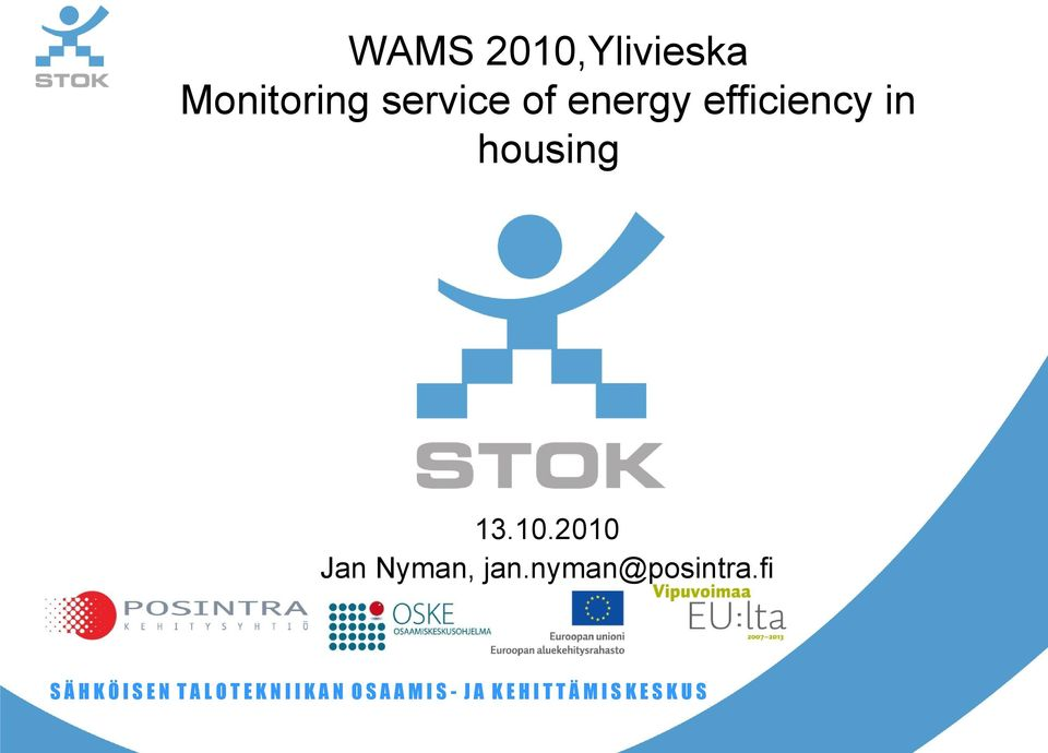 efficiency in housing 13.10.