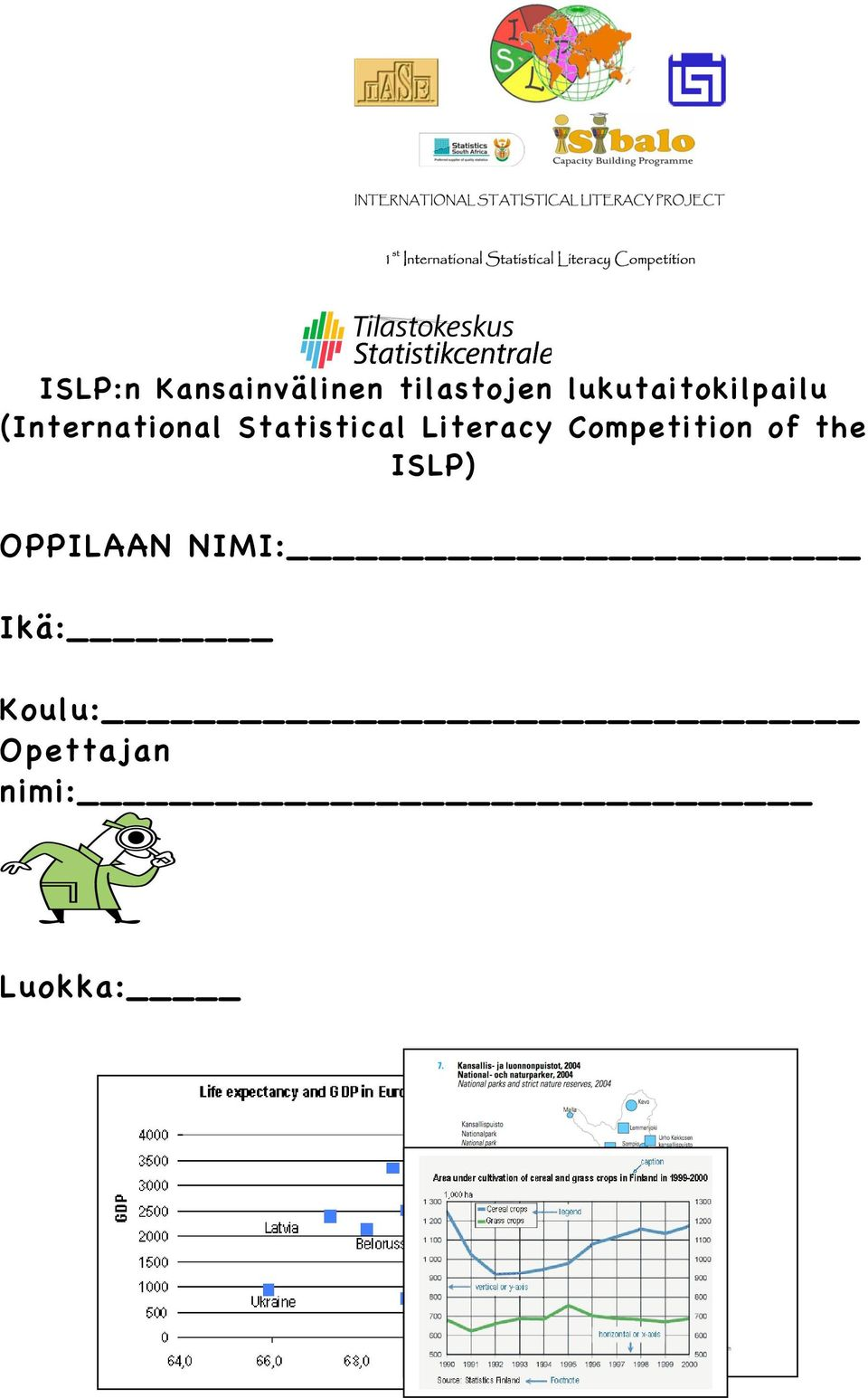 Statistical Literacy Competition of the