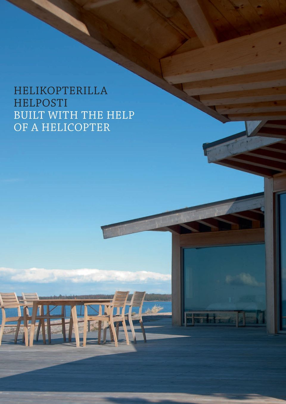 HELPOSTI BUILT WITH