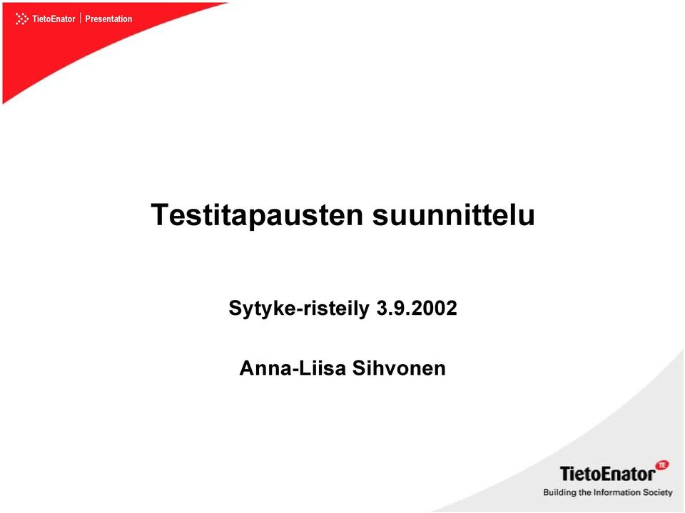 Sytyke-risteily 3.