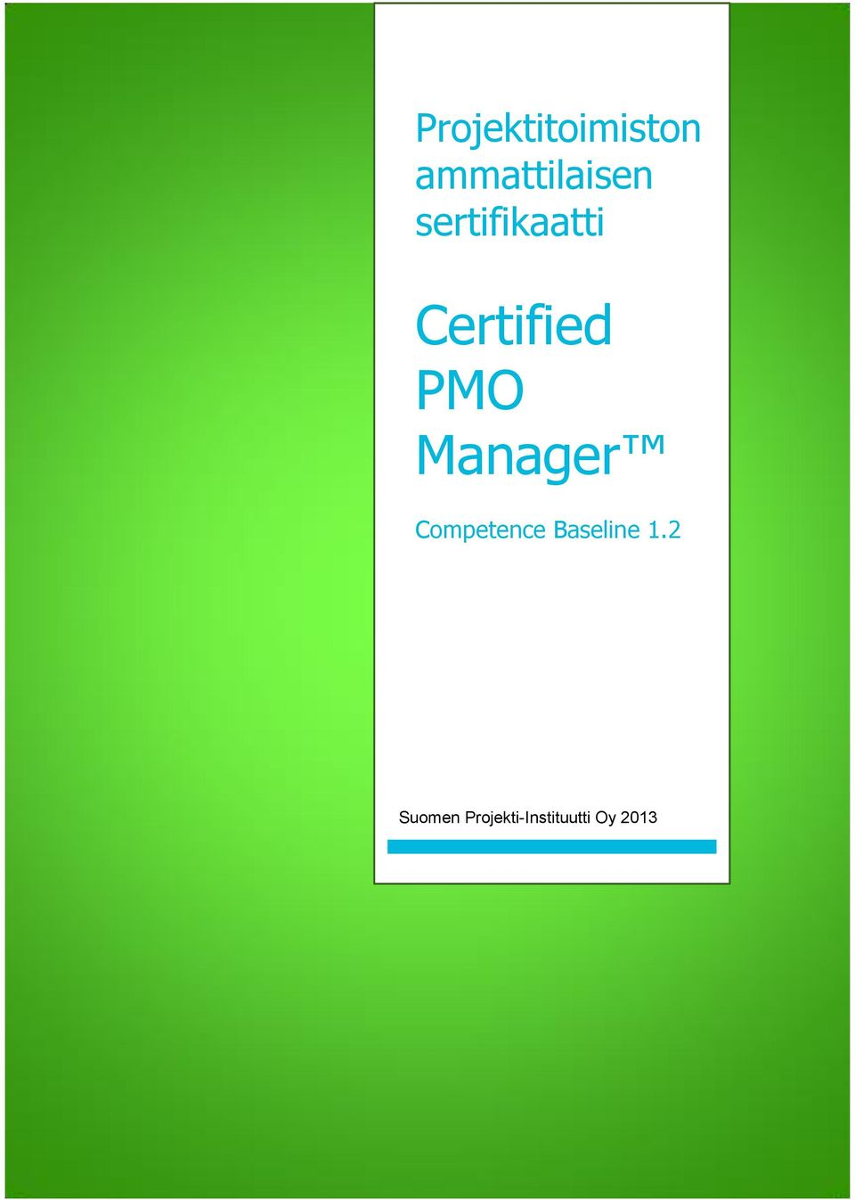 Manager Competence Baseline 1.