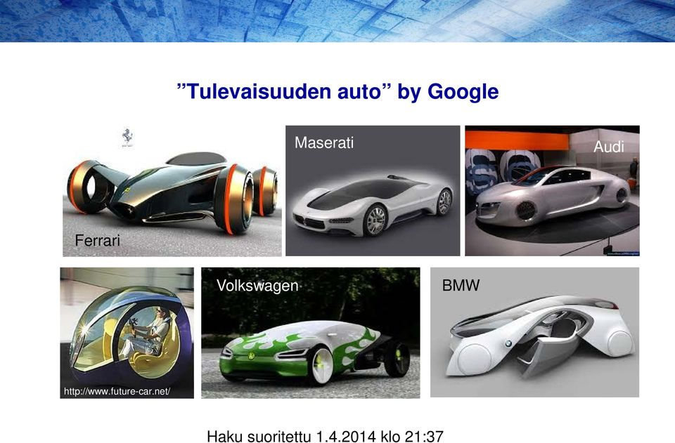 BMW http://www.future-car.