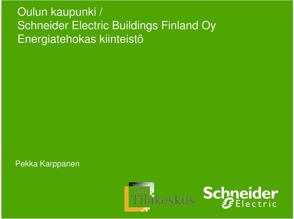 Buildings Finland Oy