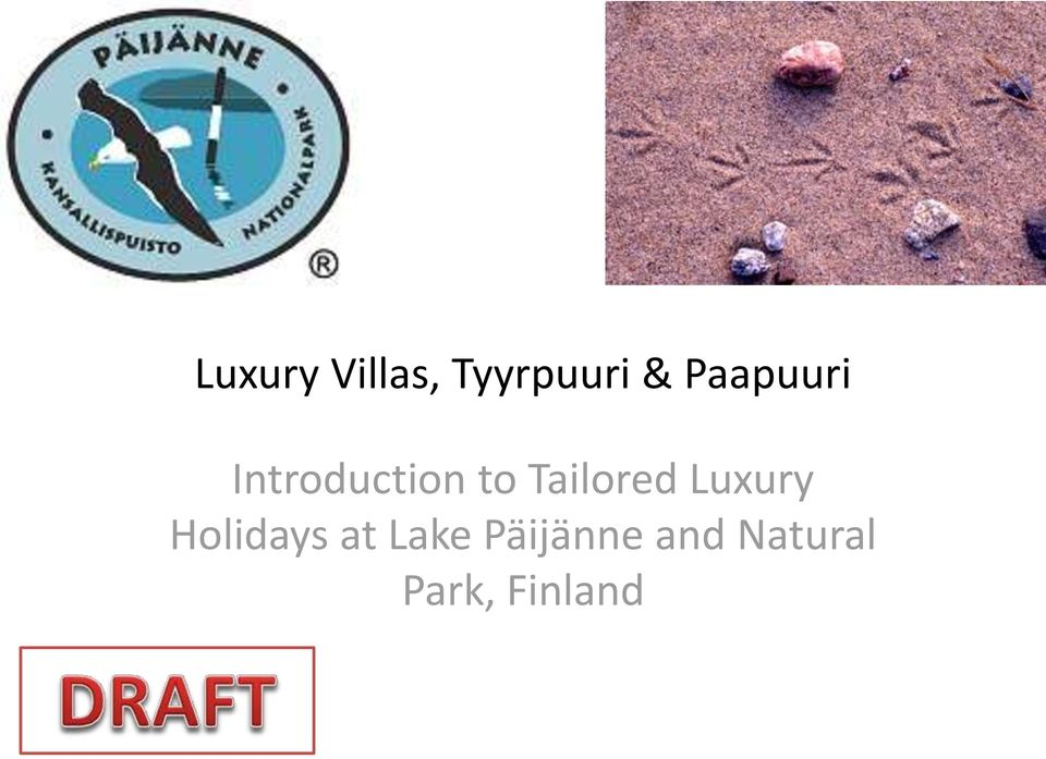 Tailored Luxury Holidays at